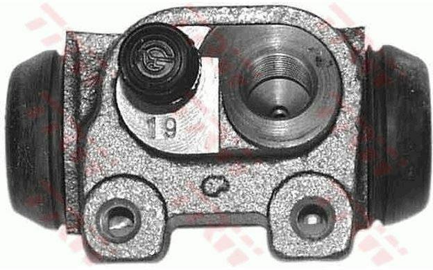 TRW Cylindre de roue Arrière gauche pour PEUGEOT 205 BWD181 - Mister Auto