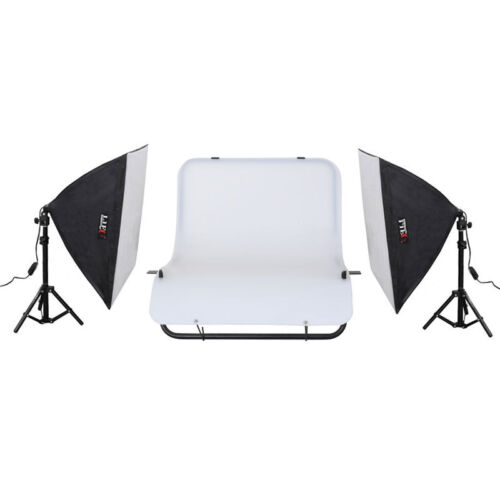 Life of photo grabación mesa-set LED 4040-2 foto mesa Studio mesa table top