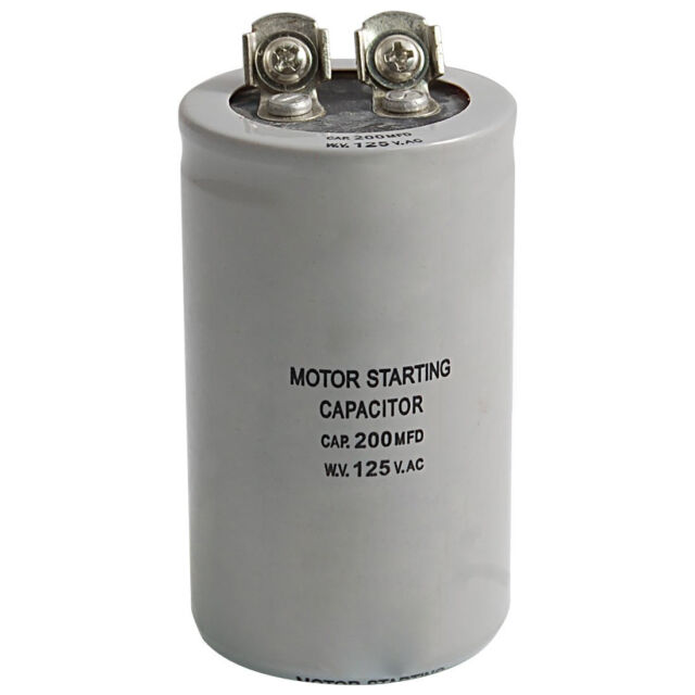 Uxcell Motor Capacitor