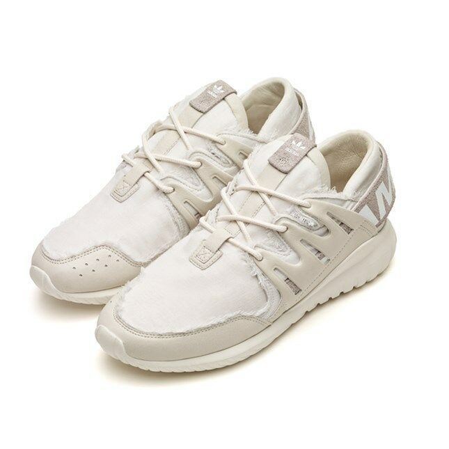 Adidas Tubular Nova X Slam Jam Crema blancoa BB5749 Hombres Tallas Nuevo 100% Auténtico