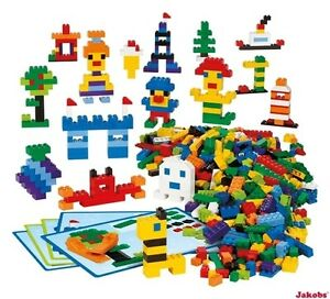 Lego Basic Elements Creative 3005020 Kiga Education Créatif 1000 Pierres