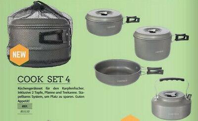 Stanley Mountain Compact Cook Set 0,709 l Koch-Set für unterwegs Topf Schüssel