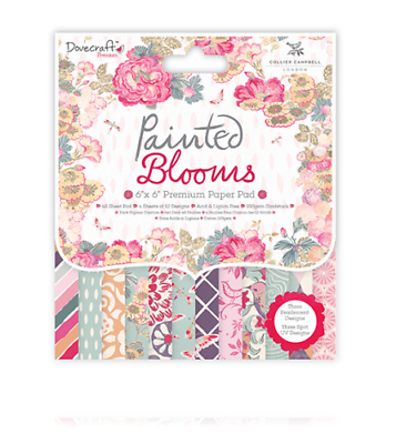 Dovecraft-v/&a Papier 8x8 Pack-Brand New /& Sealed