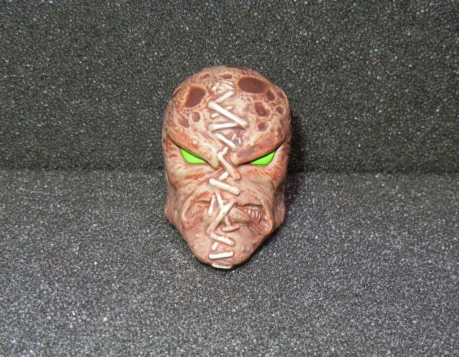 Medicom McFarlane Real Action Heroes RAH Spawn Lace Face Burnt Head Only