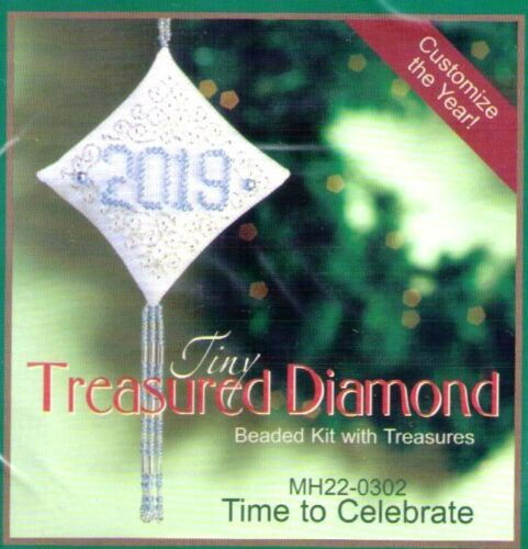 Christmas Time to Celebrate Mill Hill Treasure Kit