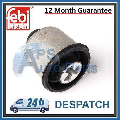 2x Suspension Arm Bush Right for SEAT ALHAMBRA 1.4 1.8 2.0 10-on TDI Febi