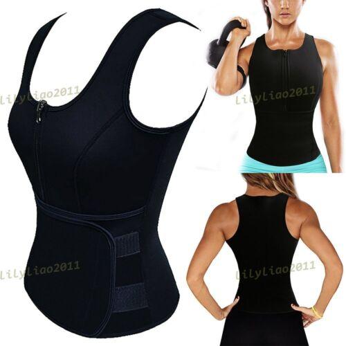 Waist Trimmer Belt Fat Burner Belly Sauna Sweat Wrap Tummy Running Body Shaper