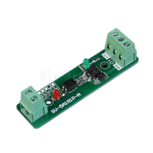 1 Channel 3.3V Relay Driver Module Photoelectric Isolation Input NPN//PNP NEW
