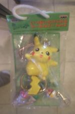 Pokémon #25 Pikachu Poke Ball Keychain Key ring chain Action Figure Toy Go Ash