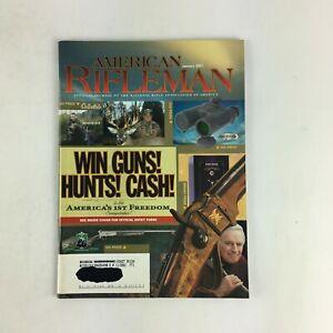 January-2001-American-Rifleman-Magazine-Win-Guns-Hunts-Cash-Cabela-039-s