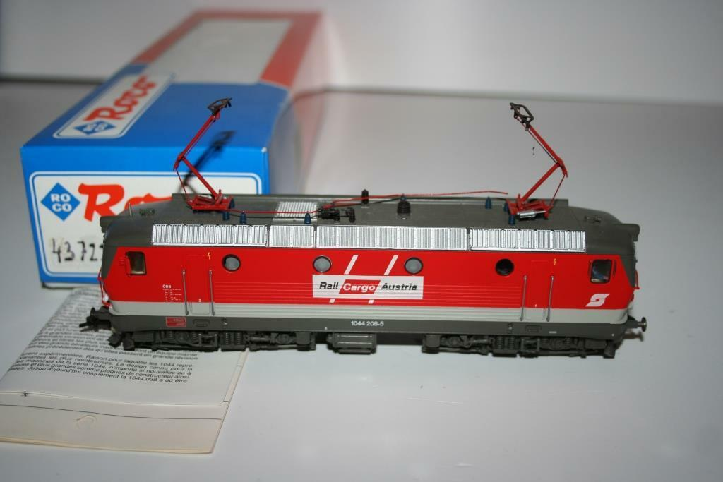 ROCO traccia h0  43722 elektrolokomotive BR 1044 delle ÖBB, Rail Cargo Austria, VP