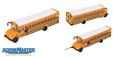 11701 Walthers SceneMaster International CE School Bus  HO Scale