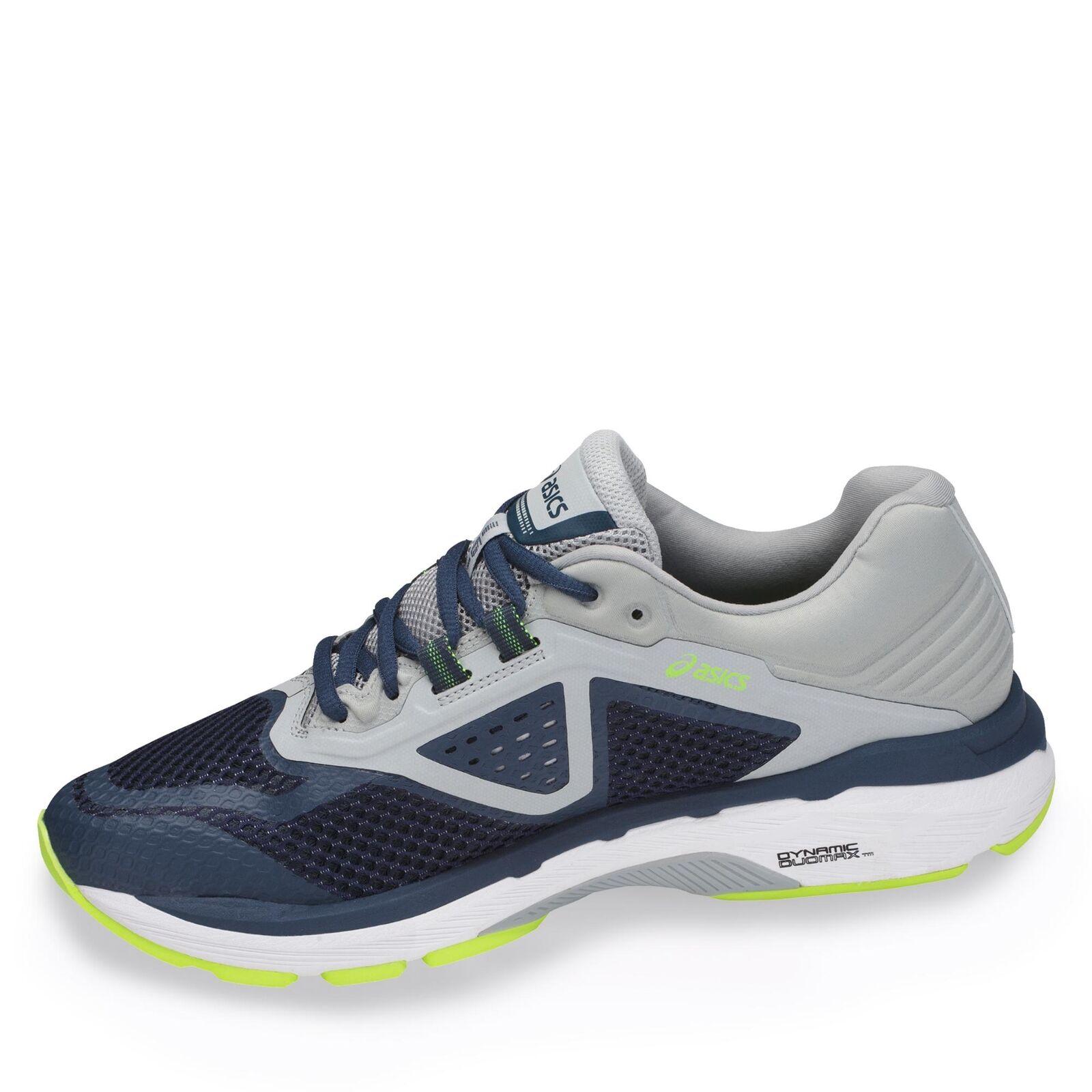 Asics GT-2000 6 Herren Laufschuhe Sportschuhe Running Schuhe dunkelblau grau