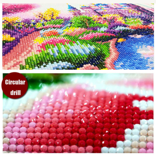 Comic Character 5D Diamond Painting Embroidery Cross Craft Stitch Pictures Arts
