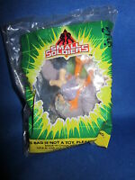 Burger King Small Soldiers Toy In Bag Gorgonite