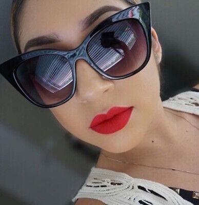 Oversized Fashion VESPER Large Cat Eye Square Women Big Fashion Sunglasses 6351
