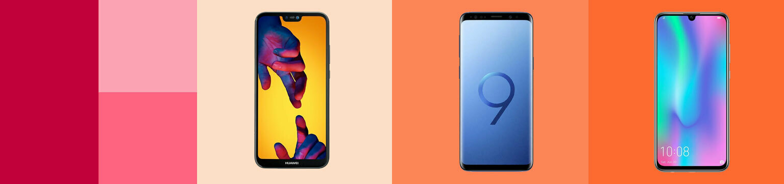 Save up to 25% off Brand New Phones
