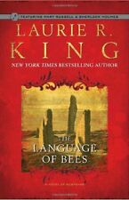 The Mary Russell Mystery: The Language of Bees : A Novel of Suspense Featuring Mary Russell and Sherlock Holmes Vol. 9 by Laurie R. King (2009, Hardcover)