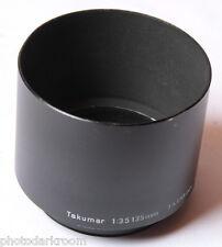 Takumar 49mm Hood Asahi Pentax 135mm 3.5 200mm 5.6 150mm 4 Lens Shade - USED D88