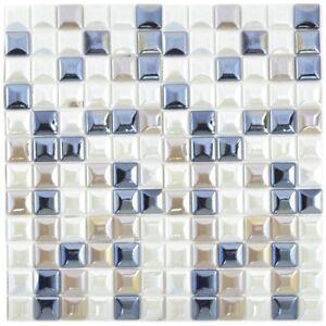 Mosaik-Fliese-ECO-Recycling-GLAS-ECO-schwarz-weiss-coffee-metallic-3DF-350-248-b