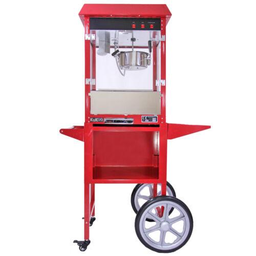 environ 226.79 g Commercial Electric POP CORN PARTY correspondant à panier PopCorn Maker Machine 8 oz