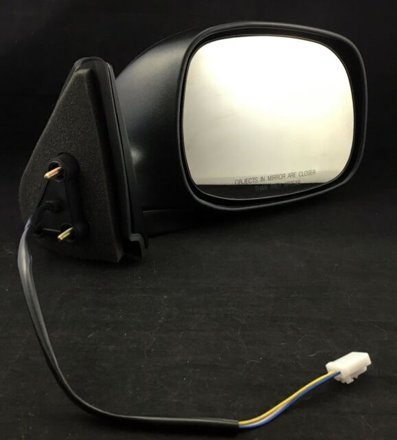 Chrome Heated Power Side Mirror RH Right for 03-06 Toyota Tundra Pickup Truck