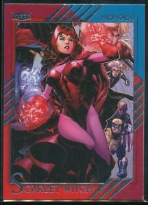 2015-Fleer-Retro-Marvel-Trading-Card-44-Scarlet-Witch