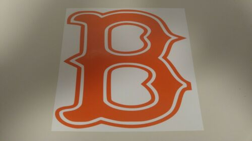 Window Toolbox Sticker #93 MLB Boston Red Sox Stickers