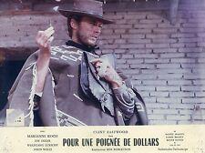 CLINT EASTWOOD  PER UN PUGNO DI DOLLARI  1964 VINTAGE PHOTO ORIGINAL #2