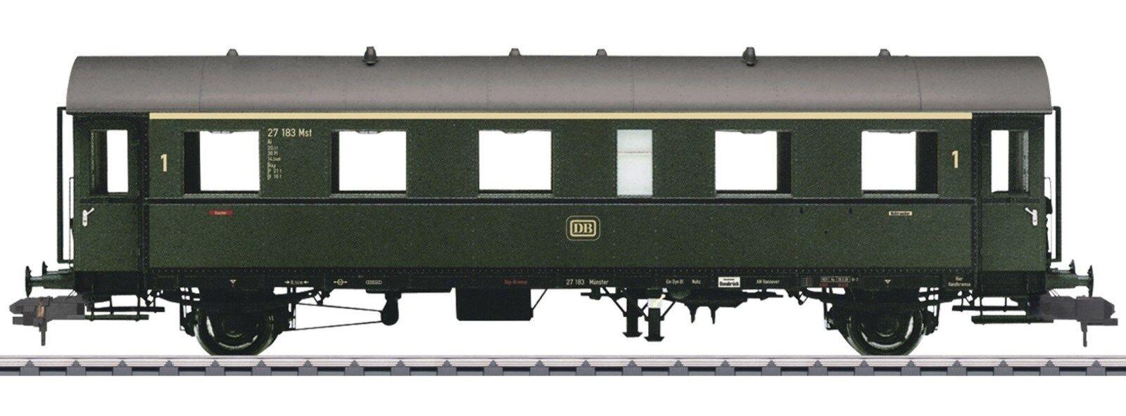 Märklin 58191 Traccia 1 Carroza Donnerbüchse 1. Classe con Illuminazione Interna