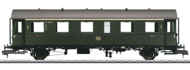 Märklin 58191 Spur 1 Personenwagen Donnerbüchse 1. Klasse mit Innenbeleuchtung
