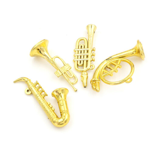 1:12 Dollhouse Miniature Plastic Musical Instrument Model Scene Accesso TPI