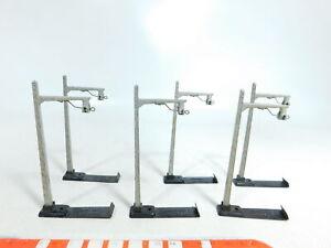 BX658-0-5-6x-Marklin-H0-00-Ac-407-M-Cast-Mast-for-Overhead-Line-Catenary