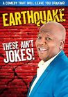Earthquake - These Ain't Jokes (2015 Region 1 DVD New)