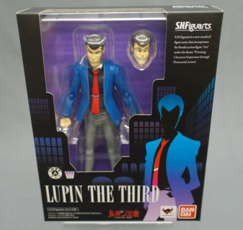 S.H SH Figuarts Lupin the third 3rd Lupin Bandai japan new  ***