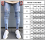 Men-039-s-Ripped-Jeans-Super-Skinny-Slim-Fit-Denim-Pants-Destroyed-Frayed-Trousers thumbnail 30