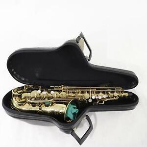 Yanagisawa-Model-A-6-Professional-Alto-Saxophone-SN-47901914-GORGEOUS