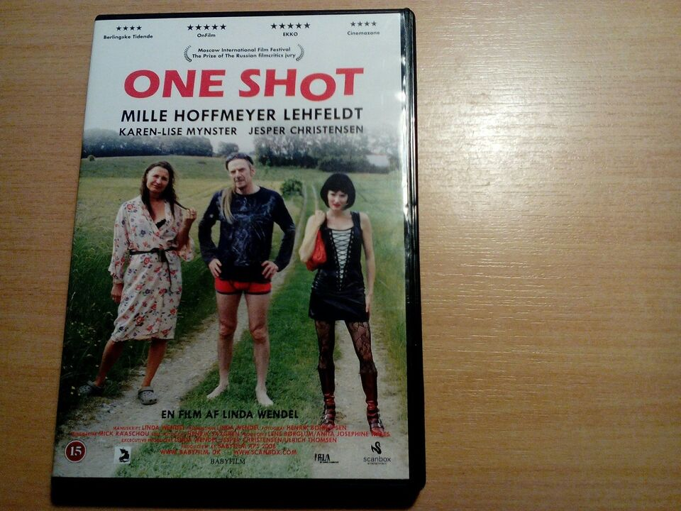 One shot, DVD, drama