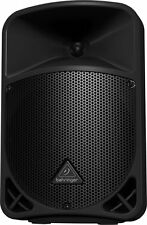 "Behringer B108D Active 8"" Class-D 300-Watts Amplified Live Sound Speaker"