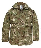 MTP Windproof Smock/Jacket With Hood - British Army -