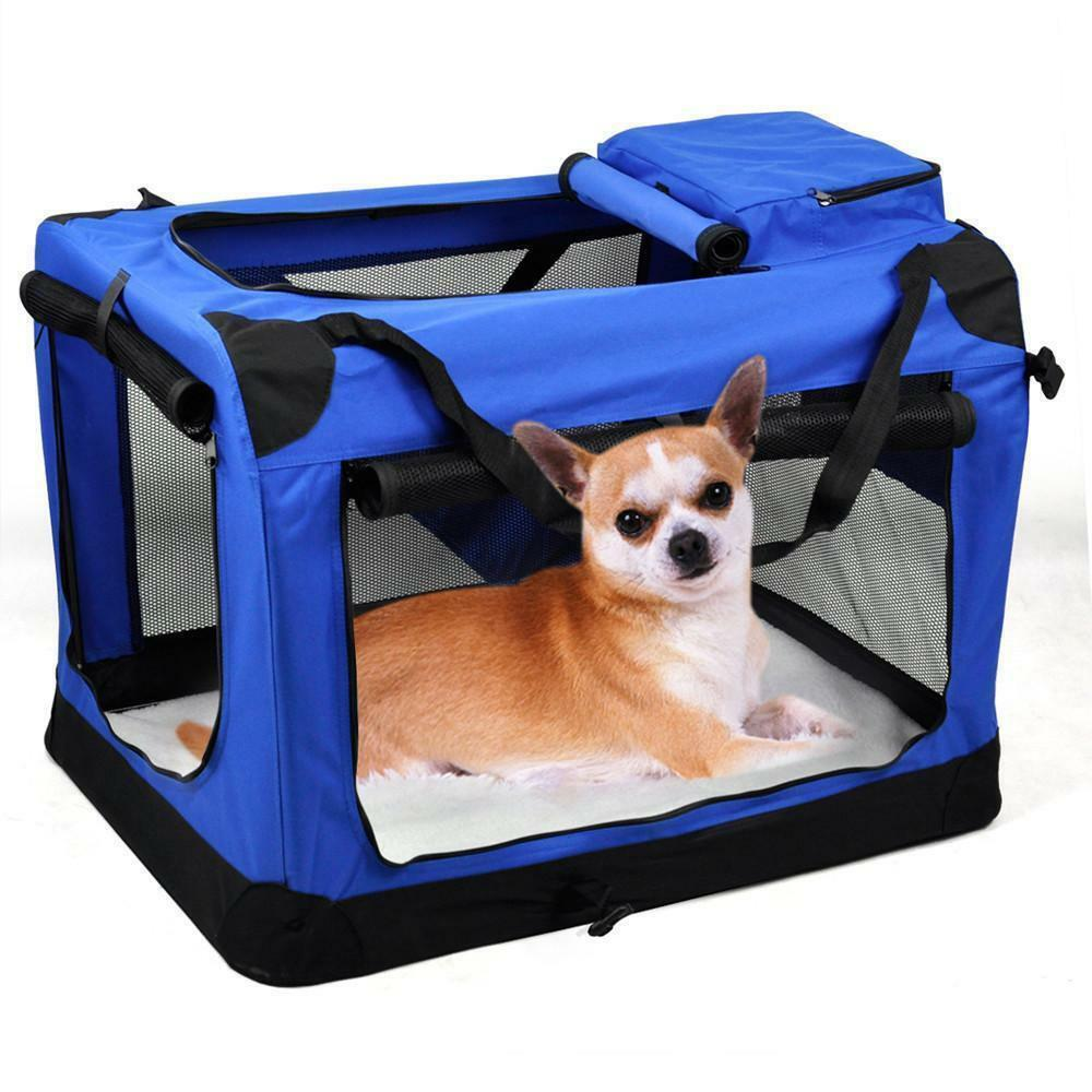 Dog Pet Carrier Oxford Portable House Soft Sided Cat