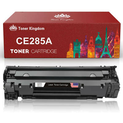 1 PK CE285A 85A High Yield Toner Cartridge For HP LaserJet P1102w M1217nfw MFP