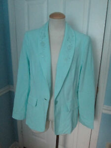 234 Embellished New Jacket Perfect Summer Together 6 For Bx60wwpq