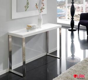 Das Bild Wird Geladen CON 02 Dupen Design Konsolentisch Hochglanz Konsole  Tisch