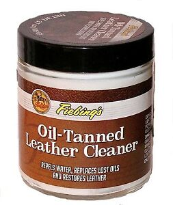 Oil Tanned Leather Cream Cleaner Clean Condition Shoe Boot
