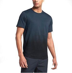 Jordan Dry Scorch Men's T-Shirts Armory Navy/Black