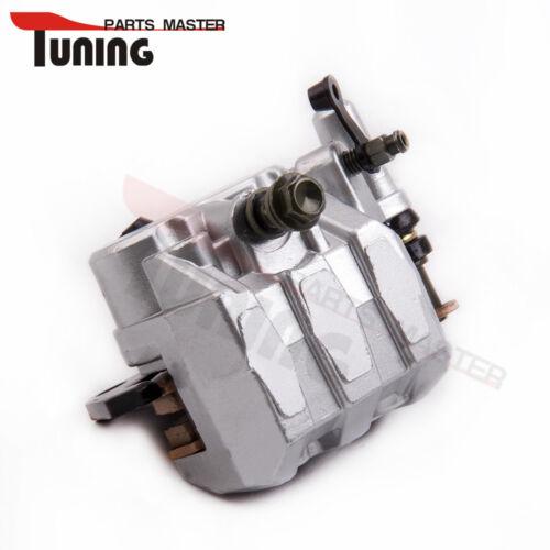 Front Right Brake Caliper Fit Yamaha Rhino 660 YXR 450 700 04~09 pads