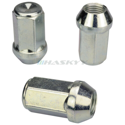 16 zinco ALETTA madre m14x1,5x41 sw19 cono cono federale 60 ° Alluminio Acciaio Cerchioni