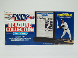 FRANK THOMAS - White Sox Starting Lineup 1993 MLB SLU HEADLINE COLLECTION Figure