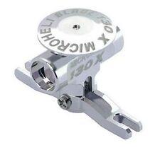 Microheli Blade 130x Precision CNC Aluminum Main Rotor Hub w/ Button
